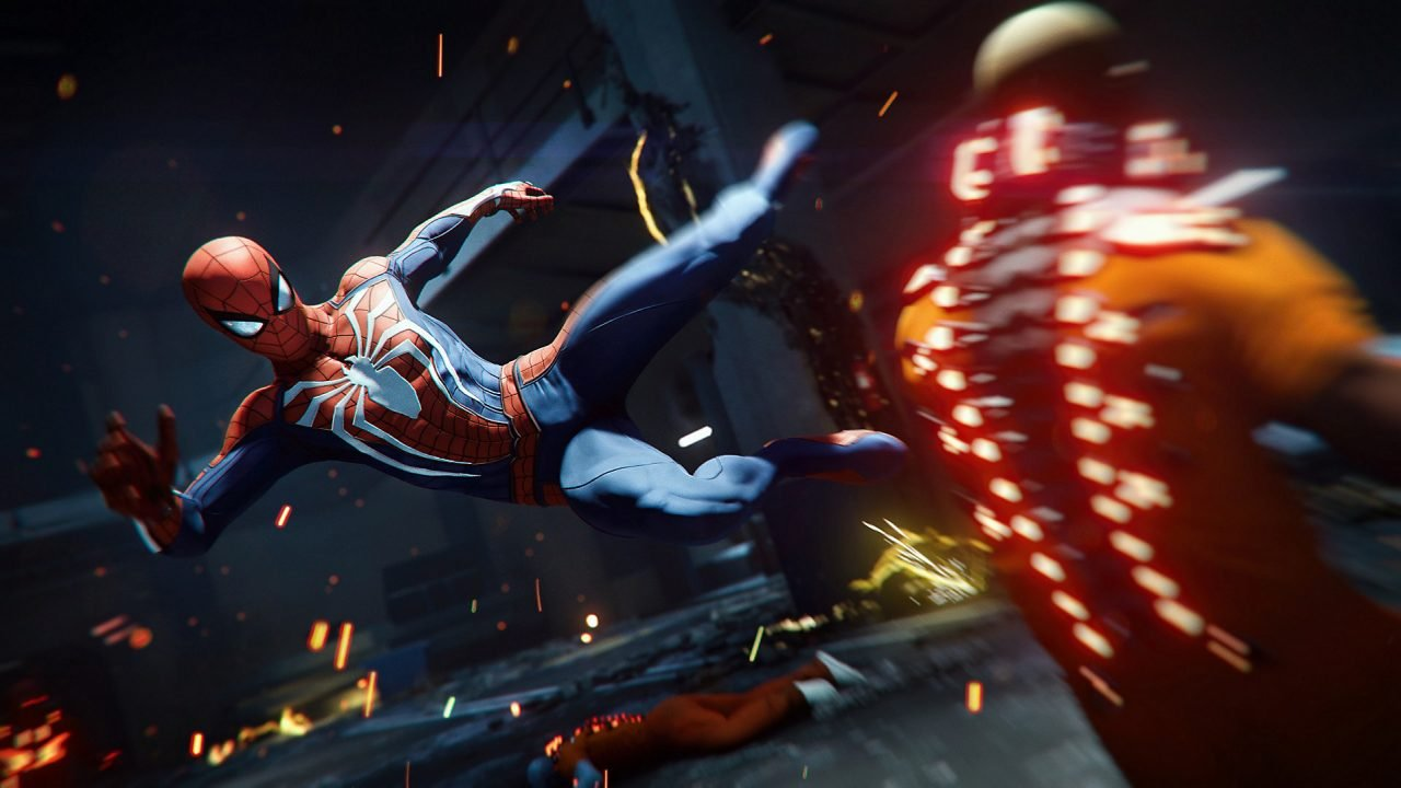 Spider-Man E3 2018 Hands-On Preview 4