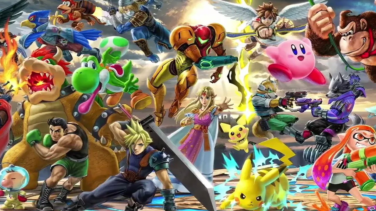 Super Smash Bros. Ultimate Will Have Every Character in Smash History — Nintendo E3 2018 2