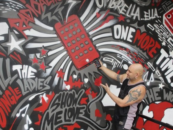 Technology Meets Graffiti - A Talk With Duro the Third
