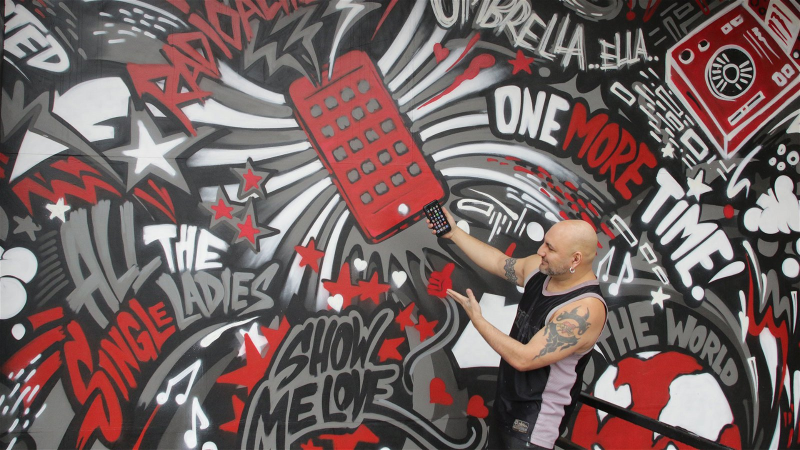 Technology Meets Graffiti - A Talk With Duro the Third 1