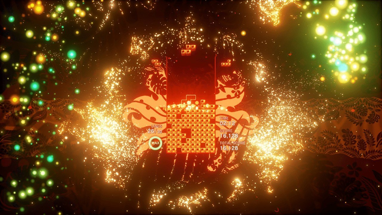 Tetris Effect Announced for PS4 and PlayStation VR by REZ Creator