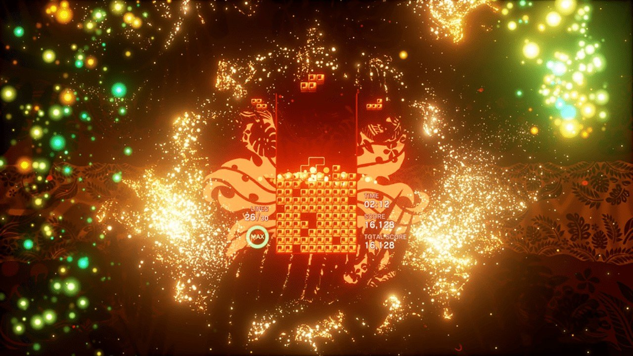 Tetris Effect is a Weird Psychedelic Tetris Game for PS4 and PSVR