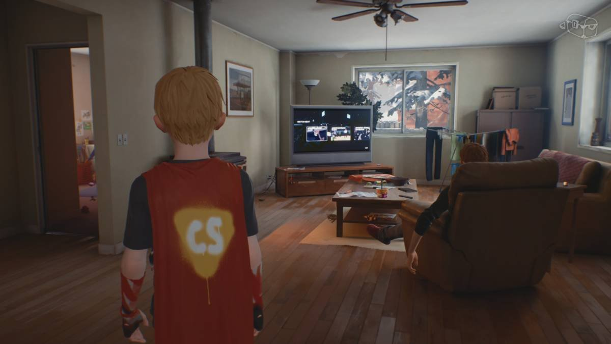 The Awesome Adventures of Captain Spirit (PS4) Review 3