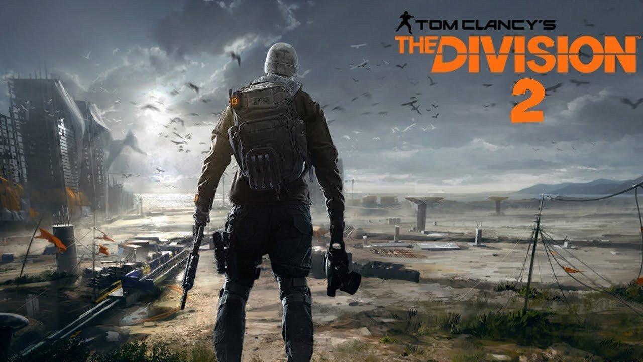 The Division 2 World-Premier Gameplay Trailer 1
