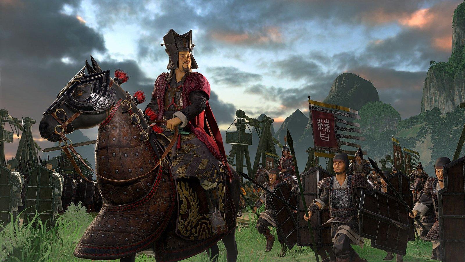 Total War: Three Kingdoms E3 2018 Preview 1