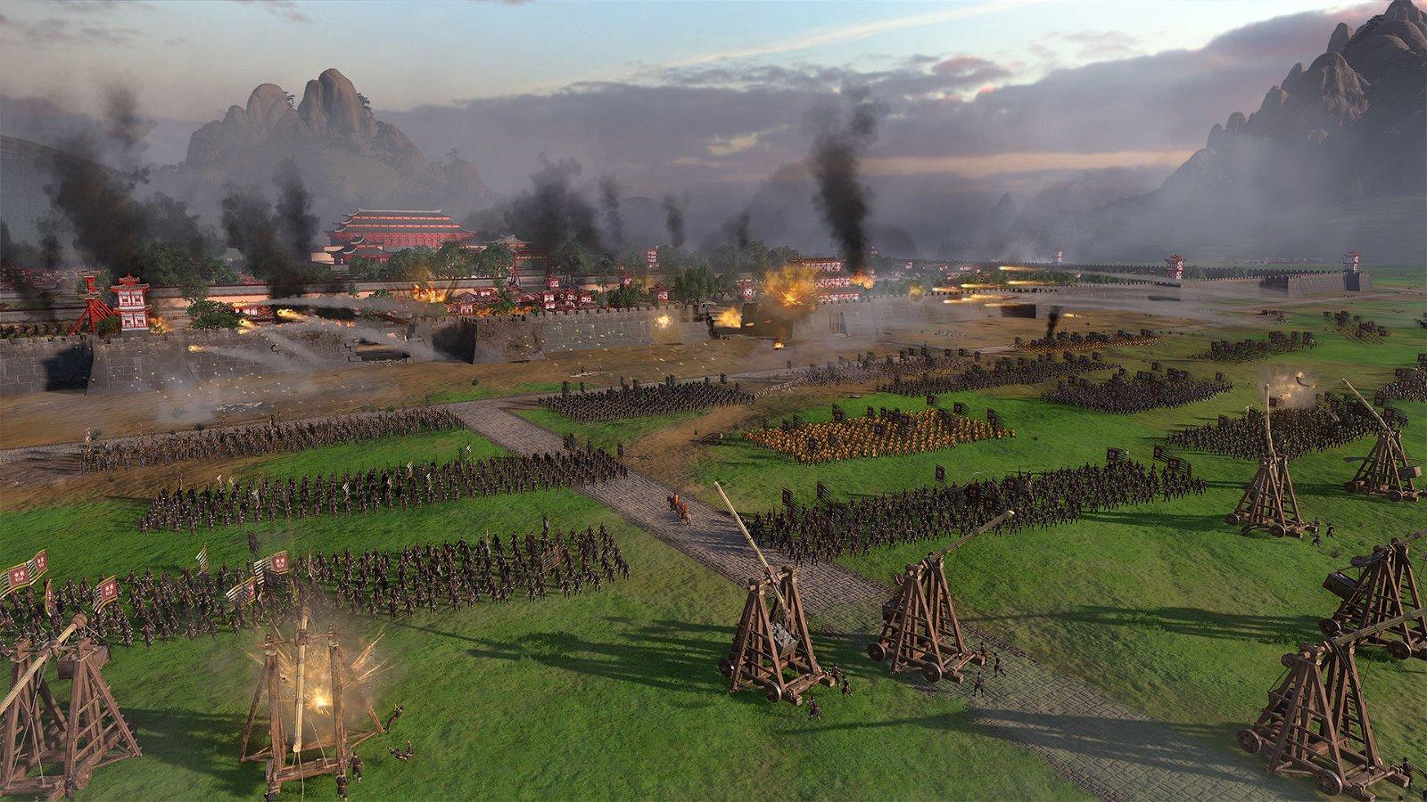Total War: Three Kingdoms E3 2018 Preview 2