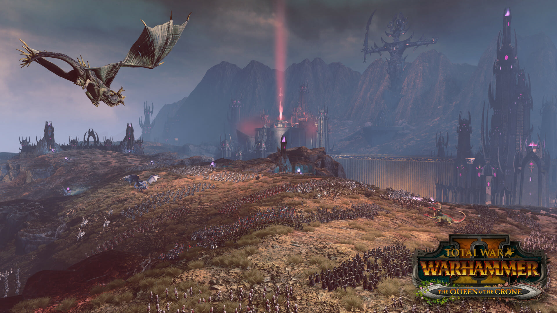 Gm Capital One >> Total War: Warhammer II - The Queen and The Crone DLC ...