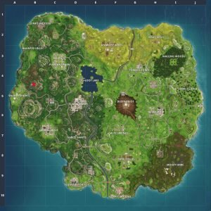 Fortnite Treasure Map Guide for Season 4