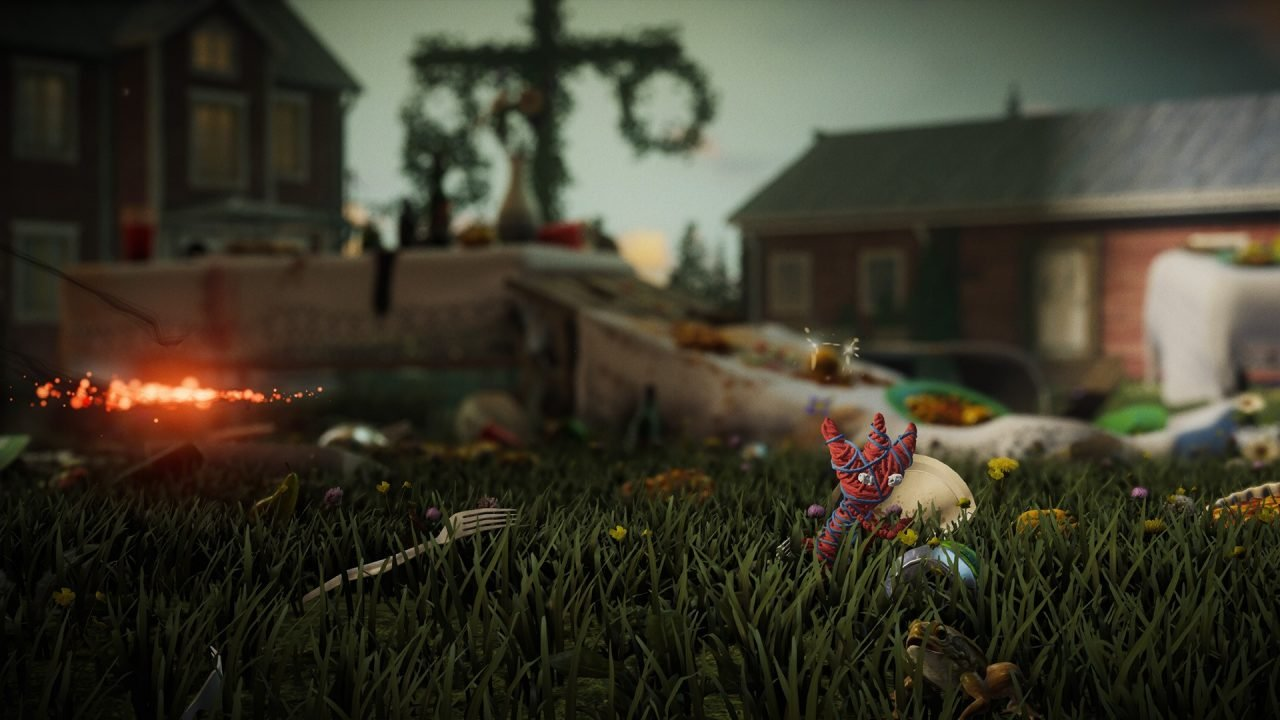 Unravel Two (PS4) Review 1