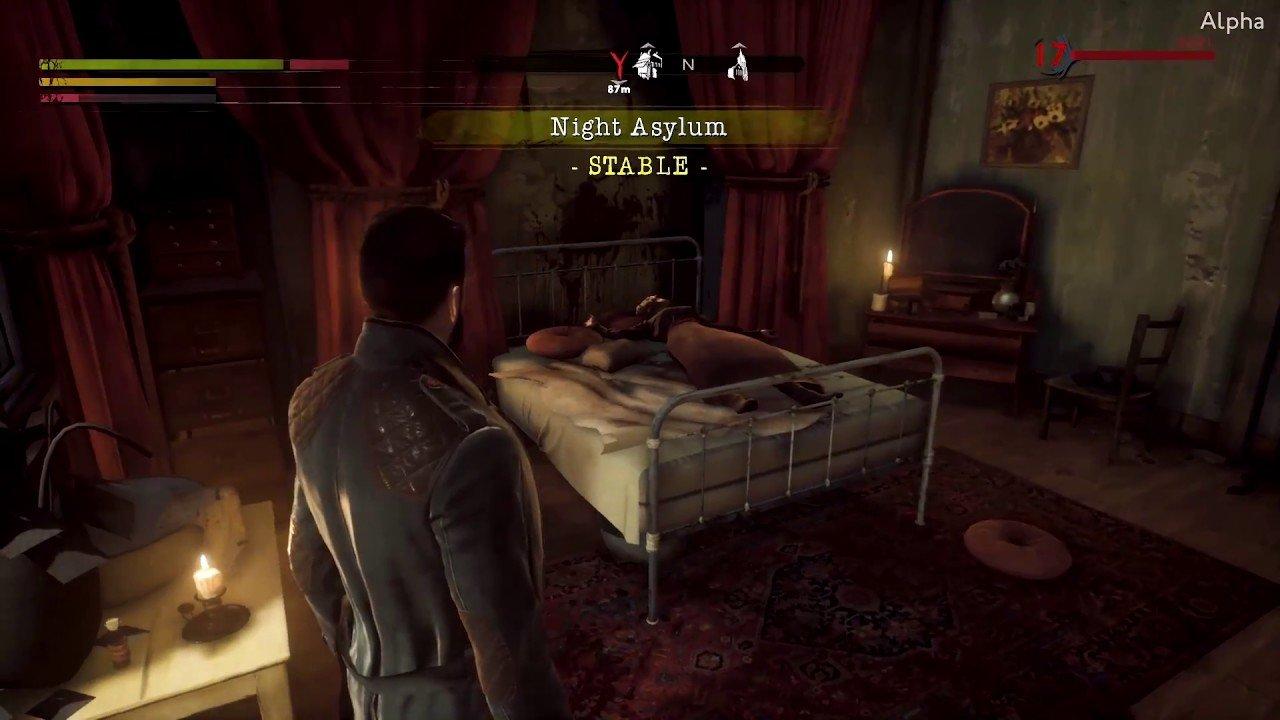 Vampyr (Ps4) Review 5