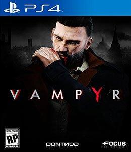 Vampyr (PS4) Review 1