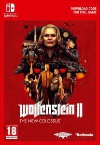Wolfenstein II: The New Colossus (Switch) Review 2