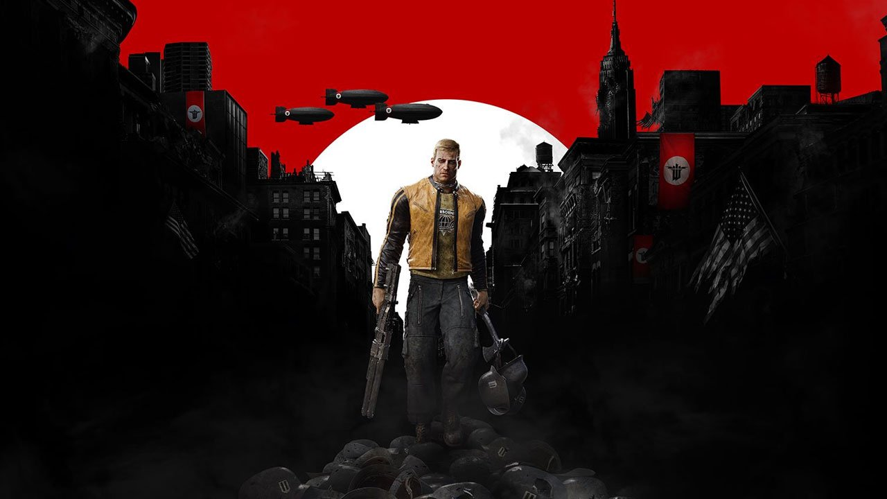 Wolfenstein II: The New Colossus (Switch) Review 4