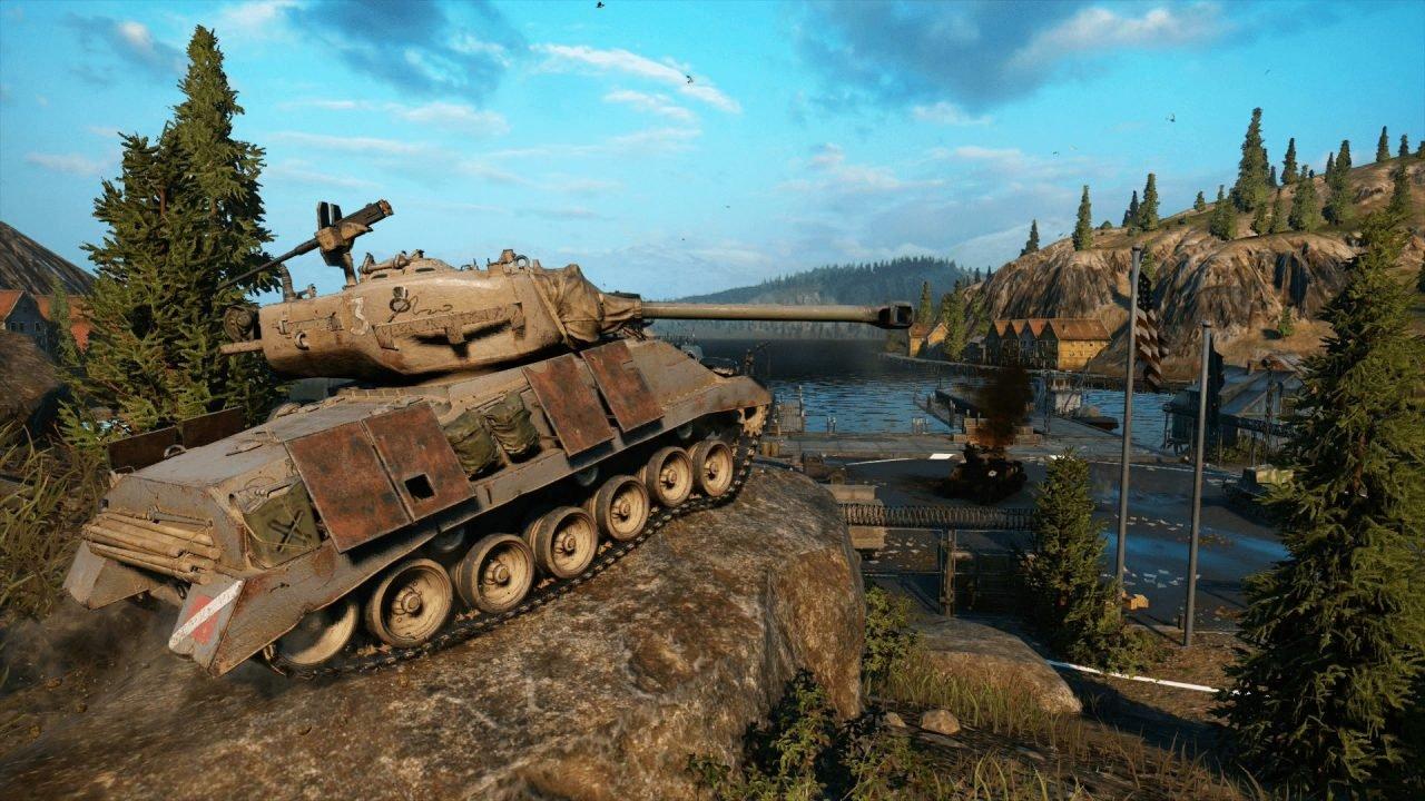 World of Tanks to Receive Mercenaries Expansion pack, Exclsu
