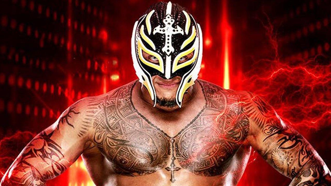 WWE Champion Rey Mysterio Joining WWE 2K19 as a Pre-Order Bonus 1