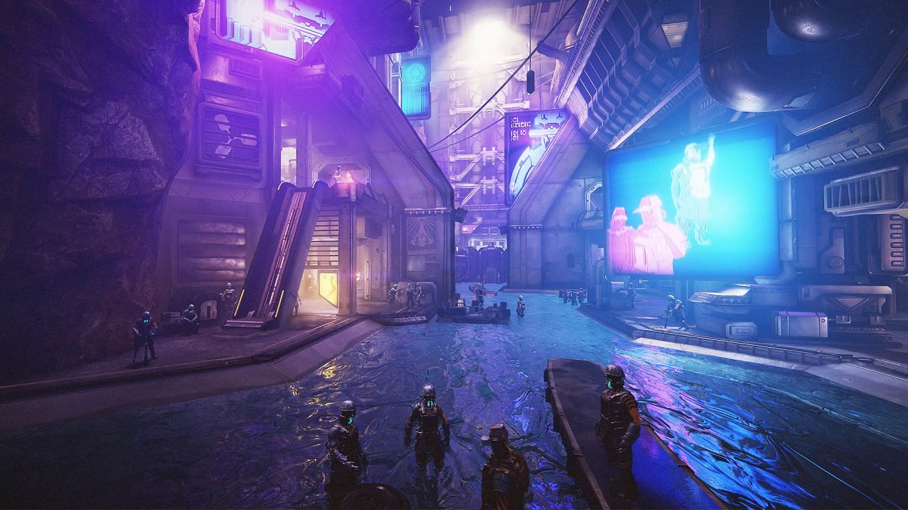 (Embargo Do Not Publish) Warframe Is Getting A New Open World, Hoverboards And Spaceship Combat In New Updates 1
