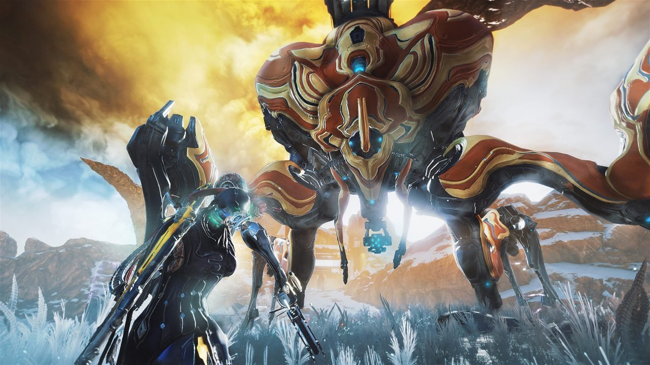 Warframe Is Getting A New Open World, Hoverboards and Spaceship Combat