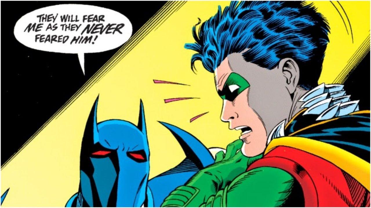 Batman Knightfall Omnibus Volume 2: Knightquest Review 1
