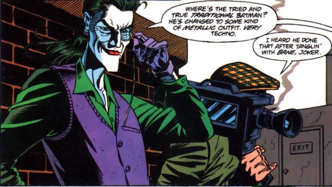 Batman Knightfall Omnibus Volume 2: Knightquest Review 3