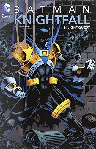 Batman Knightfall Omnibus Volume 2: Knightquest (Comic) Revew 1