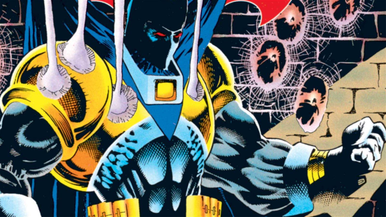 Batman Knightfall Omnibus Volume 2: Knightquest (Comic) Revew