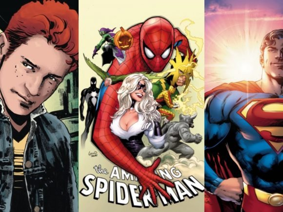 Best Comics to Buy This Week (July 11th): Spiderman and Superman Kick off New Series 6