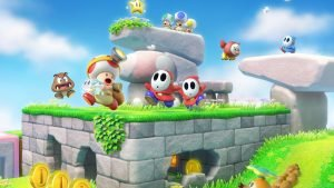 Captain Toad: Treasure Tracker (Nintendo Switch) Review