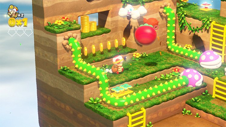 Captain Toad: Treasure Tracker (Nintendo Switch) Review 5