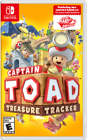 Captain Toad: Treasure Tracker (Nintendo Switch) Review 1