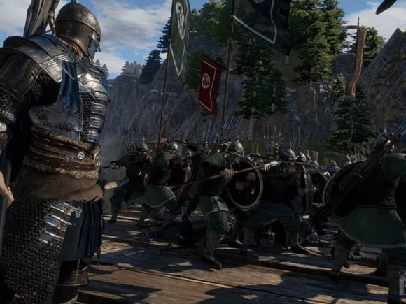Conqueror's Blade MMO Teaser Pits Legendary Warriors Against Each Other