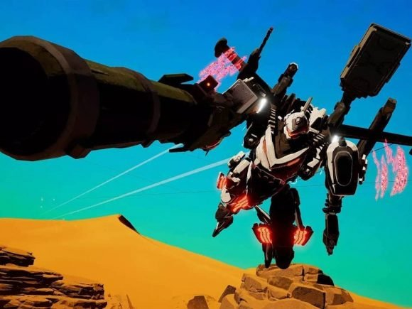 Daemon X Machina and the Evolution of Mecha: An Interview with Kenichiro Tsukuda