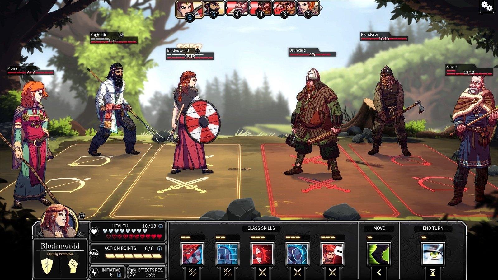 Dead In Vinland (Steam) Review 1