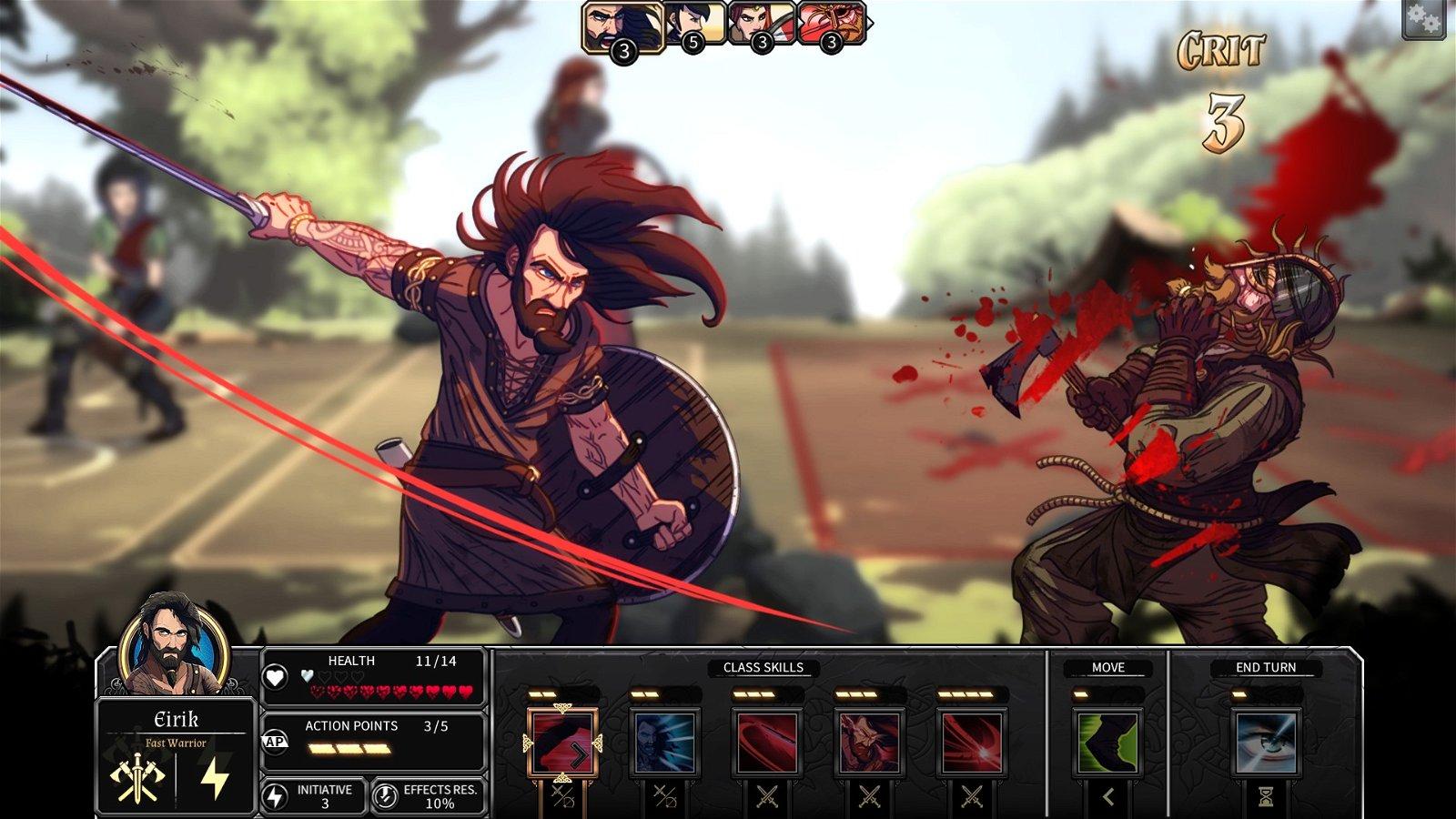 Dead In Vinland (Steam) Review