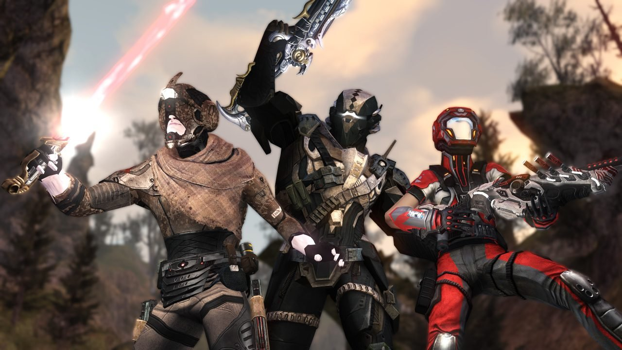 Defiance 2050 BETA Preview 3
