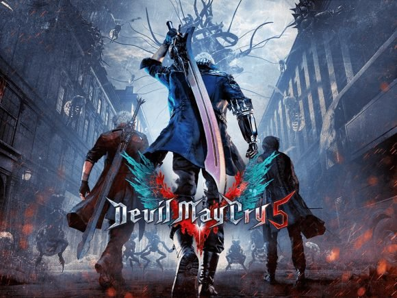 Devil May Cry 5 and Resident Evil 2 Remake Arriving to Gamescom 2018