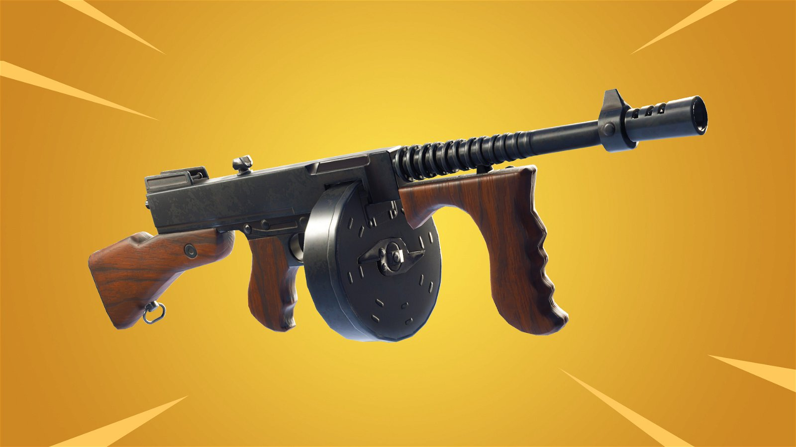 Fortnite's Newest Content Update is Off the Wall