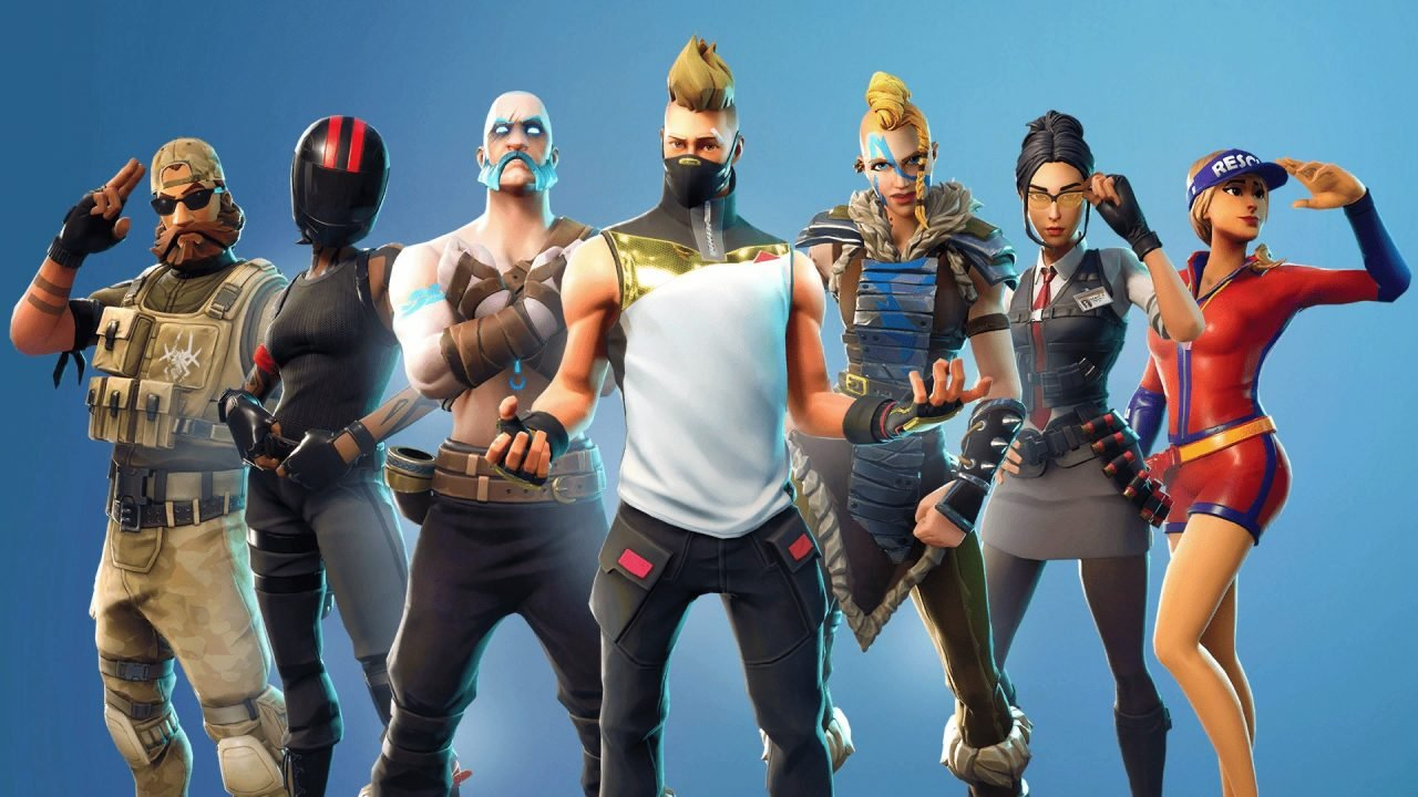 Fortnite Season 5, Week 1 Lightning Bolt Collectibles Guide 2
