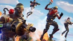 Fortnite Wrecks Havoc With Explosive Content Update
