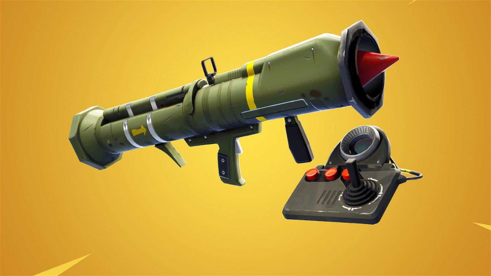 Fortnite Wrecks Havoc With Explosive Content Update 1