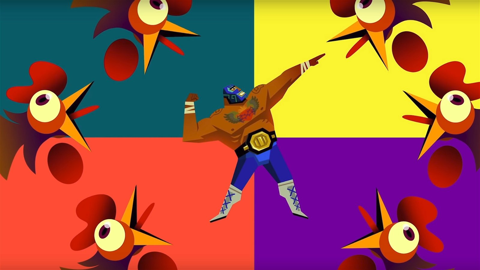 Guacamelee! 2 Unleashes Pollo Power Like Never Before 3
