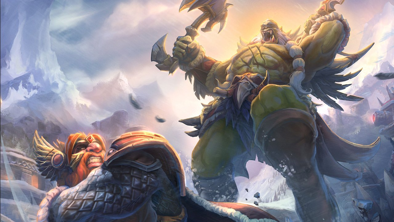 Heroes of the Storm: Alterac Pass Receives New Balance Changes
