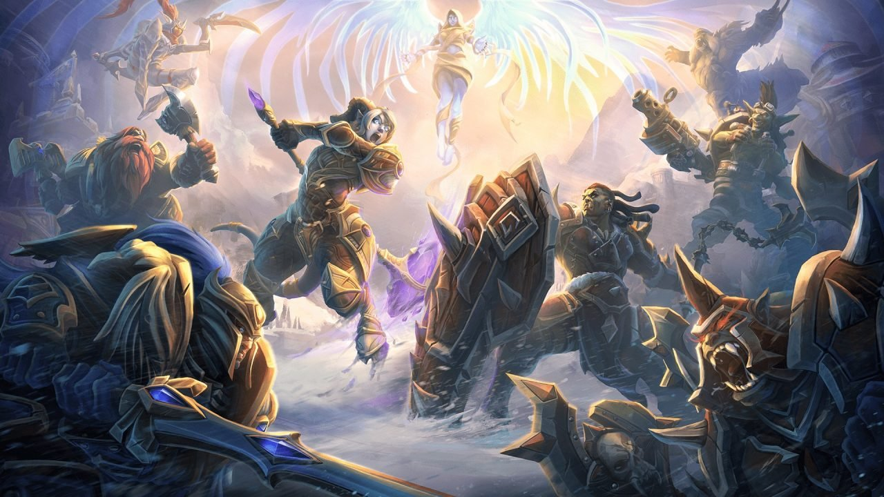 Heroes of the Storm Developers Getting Ask Me Anything Sessions