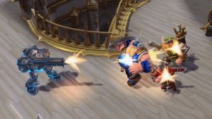 Heroes of the Storm: Upcoming Azmodan and Raynor Reworks 6