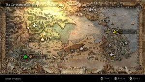 How to get the Golden Axe in Octopath Traveler