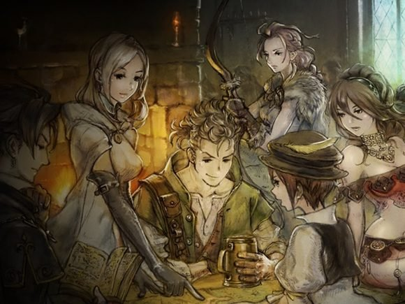 How to get the Golden Axe in Octopath Traveler 4