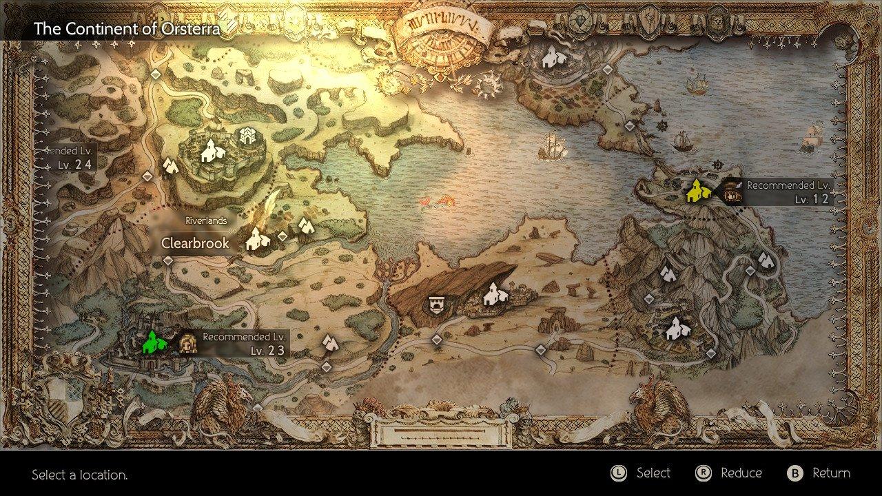 How To Get The Golden Axe In Octopath Traveler