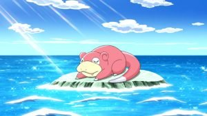 Japan Celebrates 30th Anniversary of a Bridge with Slowpoke Themed Event