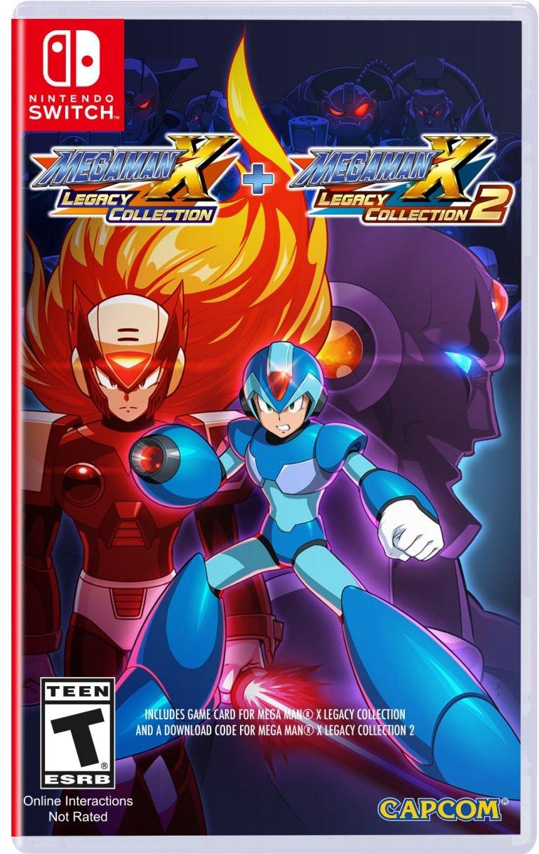 Mega Man X Legacy Collection 1 + 2 Review 1