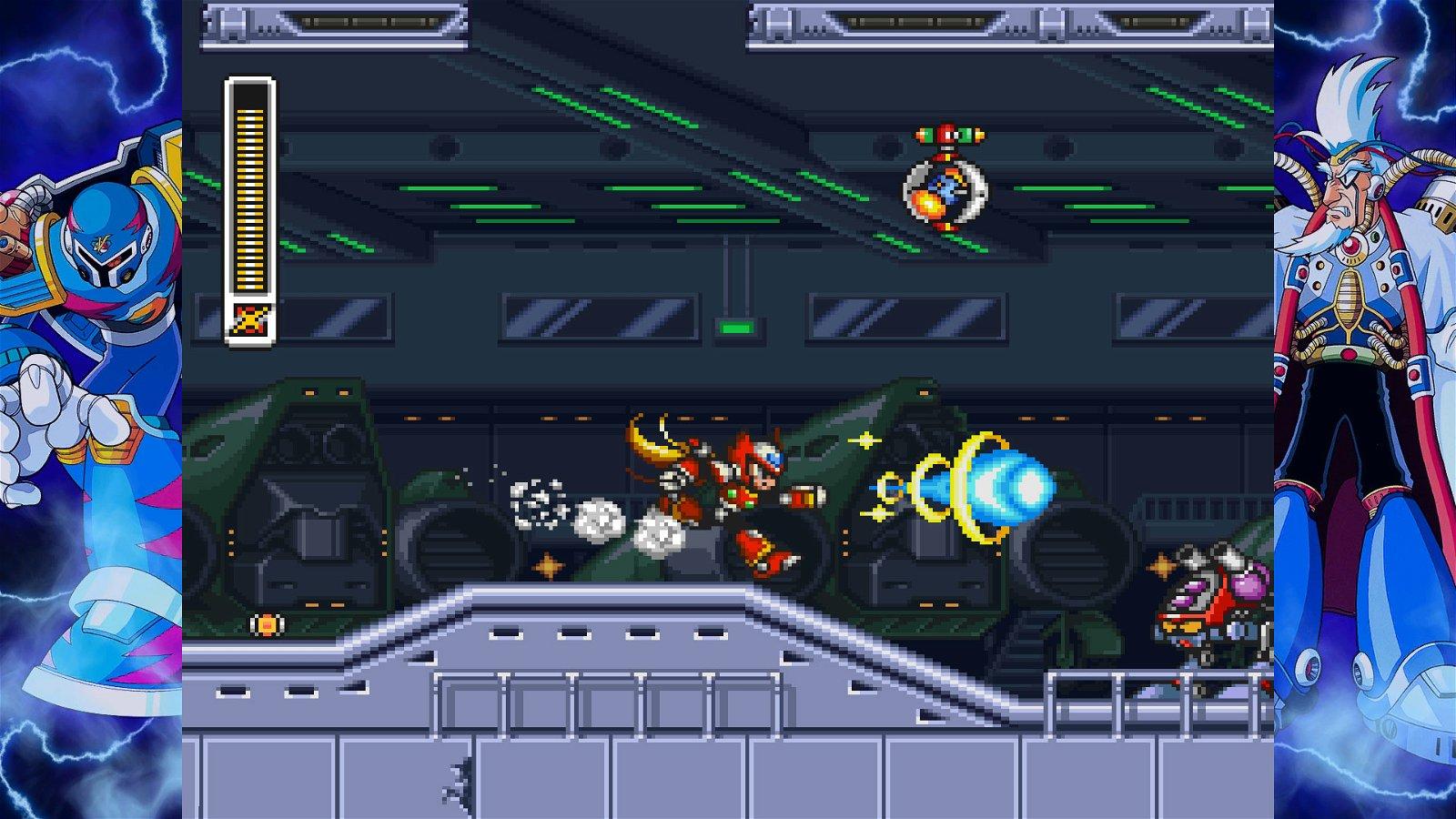 Mega Man X Legacy Collection 1 + 2 Review 3