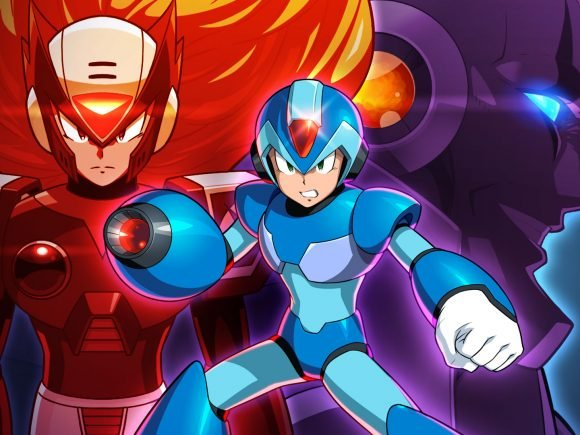 Mega Man X Legacy Collection 1 + 2 Review